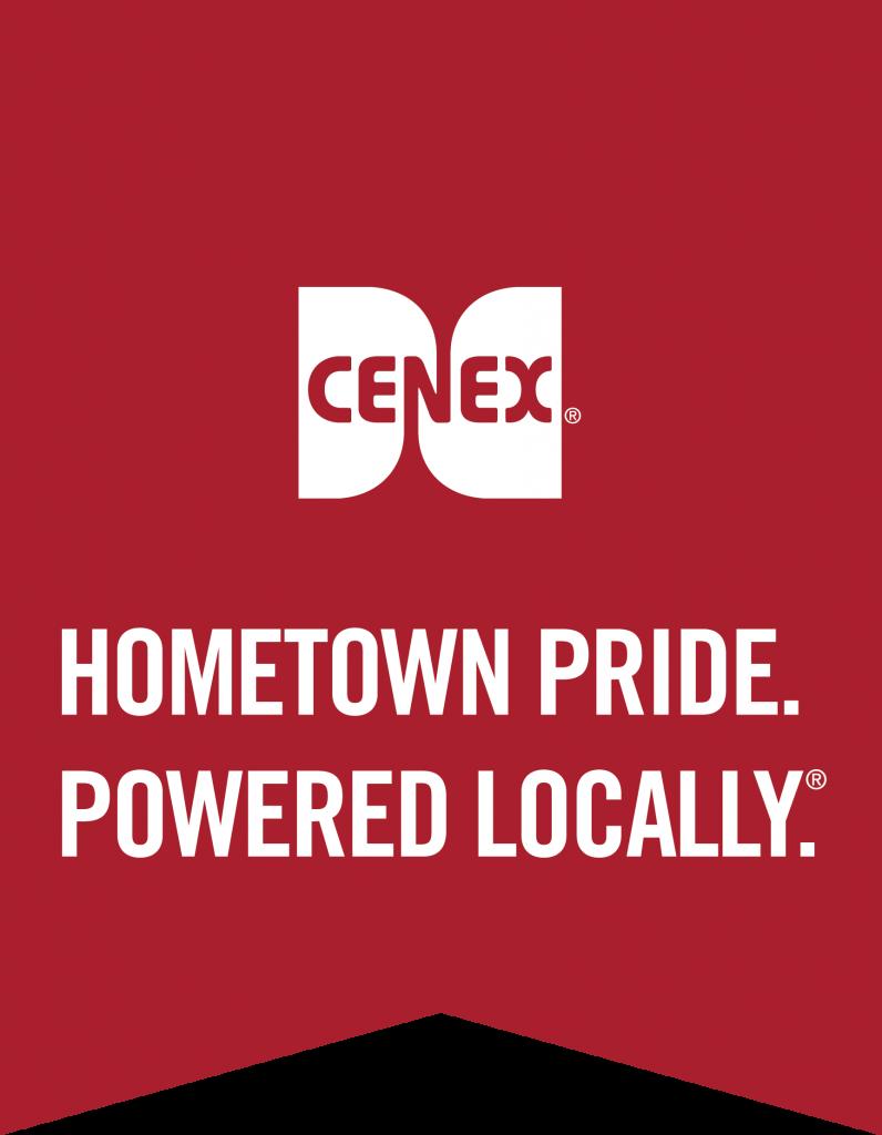 Cenex Hometown Pride. Powered Locally.