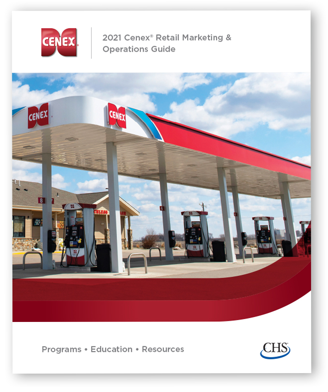 2021 Cenex Retail Marketing & Operations Guide